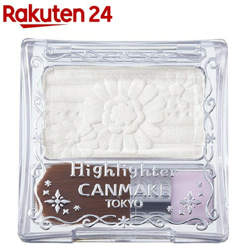 キャンメイク(CANMAKE) ハイライター ミルキーホワイト 01(1コ入)【キャンメイク(CANMAKE)】
