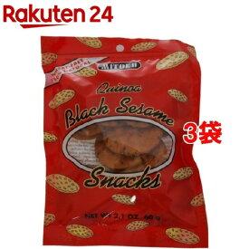 ミトク 玄米せんべい キノア(60g*3コセット)【ミトク】