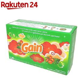 ゲイン シート トロピカルサンライズ(120枚入)【ゲイン(Gain)】