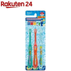 乳児用歯ブラシ3P プラレール19 TB4ST(3本入)