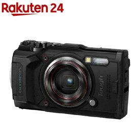 オリンパス 防水カメラ Tough TG-6 ブラック(1台)