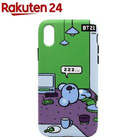 iPhone XR デュアルガード ルーミーズ KOYA KCB-DRR005(1個)【BT21】