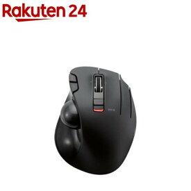 エレコム ワイヤレストラックボール(親指操作タイプ) ブラック M-XT3DRBK(1コ入)【エレコム(ELECOM)】