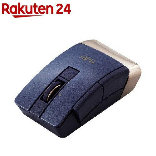 エレコム ULtimate Blueマウス Bluetooth4.0対応 6ボタン ブルー(1コ入)【エレコム(ELECOM)】