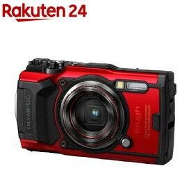 オリンパス 防水カメラ Tough TG-6 レッド(1台)