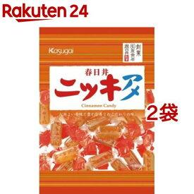 春日井製菓 ニッキアメ(165g*2袋セット)