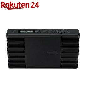 東芝 CDラジオ ブラック TY-C260 K(1台)【東芝(TOSHIBA)】
