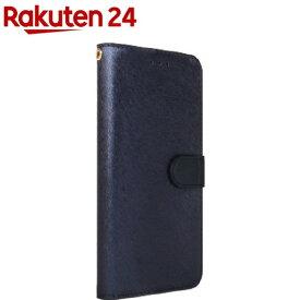 ハンスマレ iPhone 11 Pro CALF Diary ネイビーブルー HAN16769i58R(1個)【ハンスマレ(HANSMARE)】