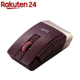 エレコム マウス ワイヤレス Bluetooth 6ボタン コンパクト レッド M-BT21BBRD(1個)【エレコム(ELECOM)】