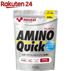 Kentai(ケンタイ) アミノクイック(550g)【kentai(ケンタイ)】