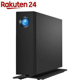 エレコム ハードディスク 外付け 8TB LaCie d2 Professional ブラック STHA8000800(1個)【エレコム(ELECOM)】