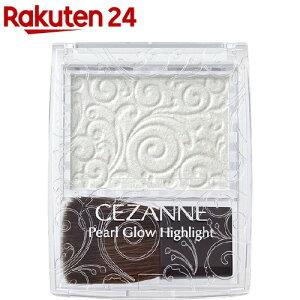 セザンヌ パールグロウハイライト 03 オーロラミント(2.4g)【セザンヌ(CEZANNE)】