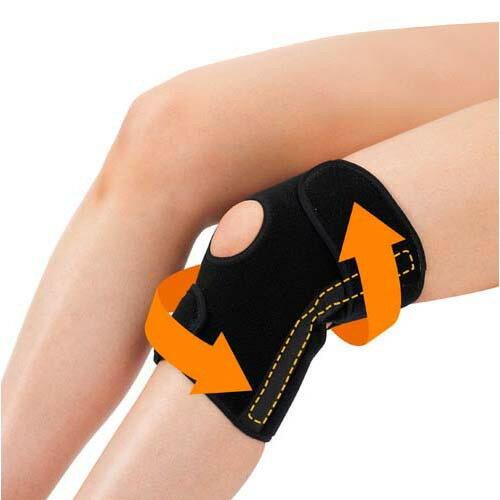 戸田先生のZ型膝ベルトブラックL