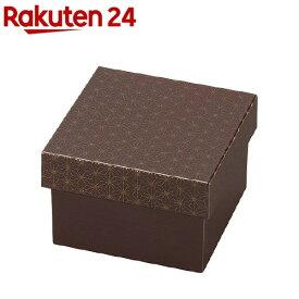 弁当箱 和MON ハコ・スタイル 麻の葉 小 300ml(1コ入)