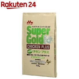 スーパーゴールド チキンプラス シニア犬用(7.5kg)【スーパーゴールド】