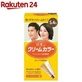 パオンクリームカラー 5.4G(1セット)【パオン】[白髪染め]