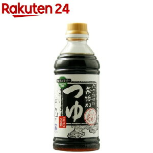 テンヨ 化学調味料無添加つゆ 小麦不使用(500mL)