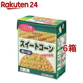 キョクヨー スイートコーン リカルトパック(380g*6コ)[缶詰]