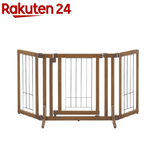 リッチェル ペット用木製おくだけドア付きゲート Sサイズ(1台)【送料無料】