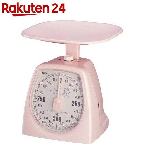 タニタクッキングスケールタニハンド1000gピンク1437-NPK-1kg
