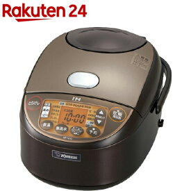 象印 IH炊飯ジャー 5.5合炊き NP-VI10-TA ブラウン(1台)【象印(ZOJIRUSHI)】[炊飯器]