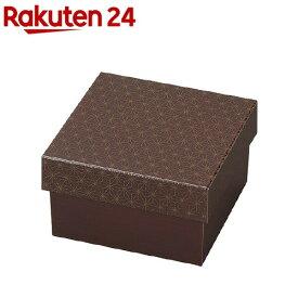 弁当箱 和MON ハコ・スタイル 麻の葉 中 400ml(1コ入)