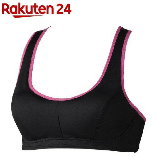 ジェーンスタイルストレッチカラーブラJS013TUCブラック*ピンクSMサイズ
