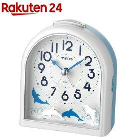 ノア精密 MAG目覚まし時計 ミグレイト T-747 WH-Z(1個)【ノア精密】
