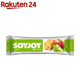 SOYJOY(ソイジョイ) 2種のアップル(30g*12本入)【SOYJOY(ソイジョイ)】