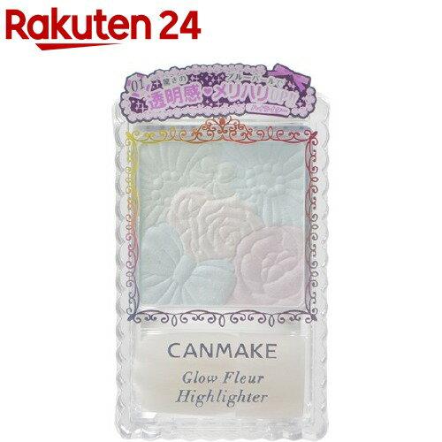 キャンメイク グロウフルールハイライター 01 プラネットライト(1コ入)【キャンメイク(CANMAKE)】
