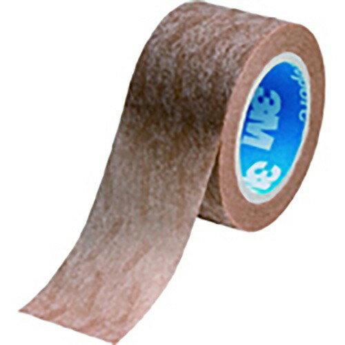 ネクスケアキズあと保護&肌にやさしい不織布テープブラウン22mm*5m