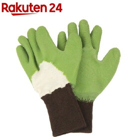 セフティー3 トゲがささりにくい手袋 GR グリーン L(1組)【セフティー3】