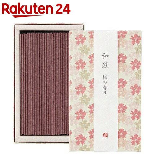 カメヤマ和遊桜の香り平箱130g