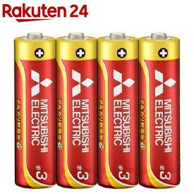 アルカリ乾電池 単3 LR6GD/4S(4コ入)