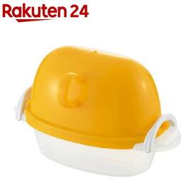 イージーエッグ レンジでゆでたまご 2コ用 オレンジ EZ-1473(1コ入)【イージーエッグ(ezegg)】
