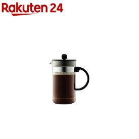 ボダム フレンチプレスコーヒーメーカー ビストロヌーボー 0.35L 1573-01J(1コ入)