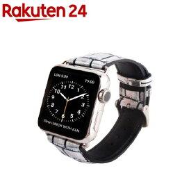 ゲイズ AppLe Watch用バンド42mm ホログラムクロコ GZ0473AW(1コ入)【ゲイズ】