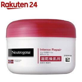 ニュートロジーナ インテンスリペア ボディバーム 超乾燥肌用 微香性(200ml)【Neutrogena(ニュートロジーナ)】