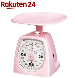 タニタ クッキングスケール タニハンド 2000g ピンク 1437-NPK-2kg(1コ入)【タニタ(TANITA)】