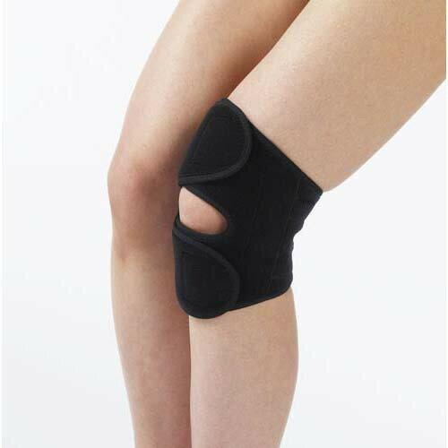 戸田先生のパッド付膝ベルトブラックL