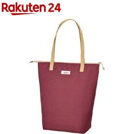 サーモス 保冷ショッピングバッグ レッド REV-012 R(1個)【サーモス(THERMOS)】[保冷バッグ]
