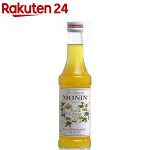 モナン パッションフルーツ・シロップ(250ml)【モナン】[かき氷シロップ]