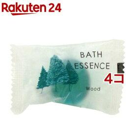 パトモス バスエッセンス1P ウッド(8g*4コセット)【パトモス】[入浴剤]