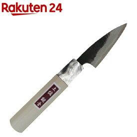 黒打 小柳刃 包丁 マーブル柄 青鋼2号 75mm(1本入)