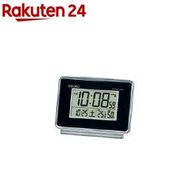 セイコー 電波目覚し時計 SQ767K(1台)【セイコー】