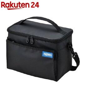 サーモス ソフトクーラー 5L ブラック REQ-005 BK(1個)【サーモス(THERMOS)】[クーラーボックス]