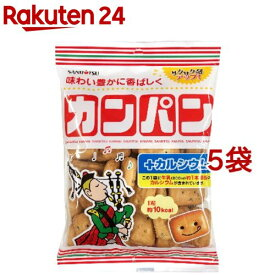 三立製菓 小袋カンパン(100g*5コセット)[防災グッズ 非常食]