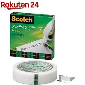 スコッチ メンディングテープ 810-3-24(1巻)