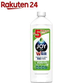 除菌ジョイ コンパクト 緑茶の香り 特大 つめかえ用(770mL)【StampgrpB】【ジョイ(Joy)】