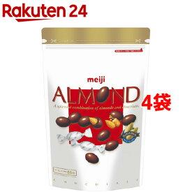 アーモンドチョコレート 大容量パウチ(336g*4袋セット)